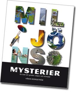 Omslaget till Miljöns Mysterier